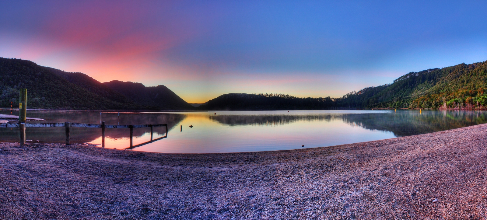 Blue Lake | Rotorua Thermal Holiday Park