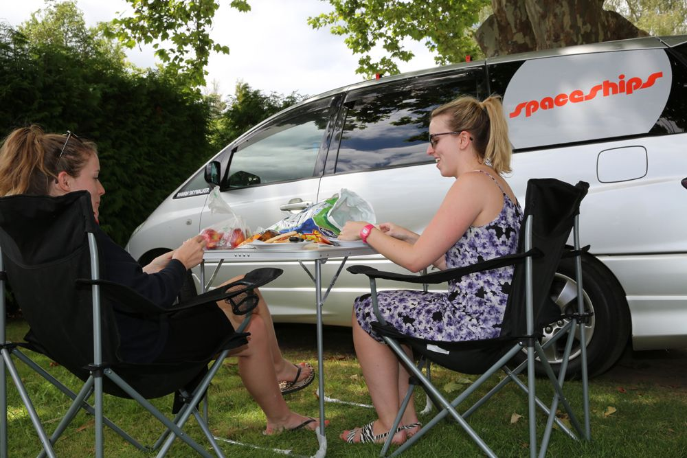 Rotorua Accommodation Gallery - Tranquil Camping areas