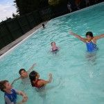 Rotorua Accommodation Gallery - Large Outoor Pool