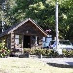 Rotorua Accommodation Gallery - Standard Log Cabin