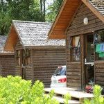 Rotorua Accommodation Gallery - Log Cabins