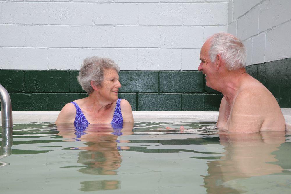 Rotorua Accommodation- Mineral Pools