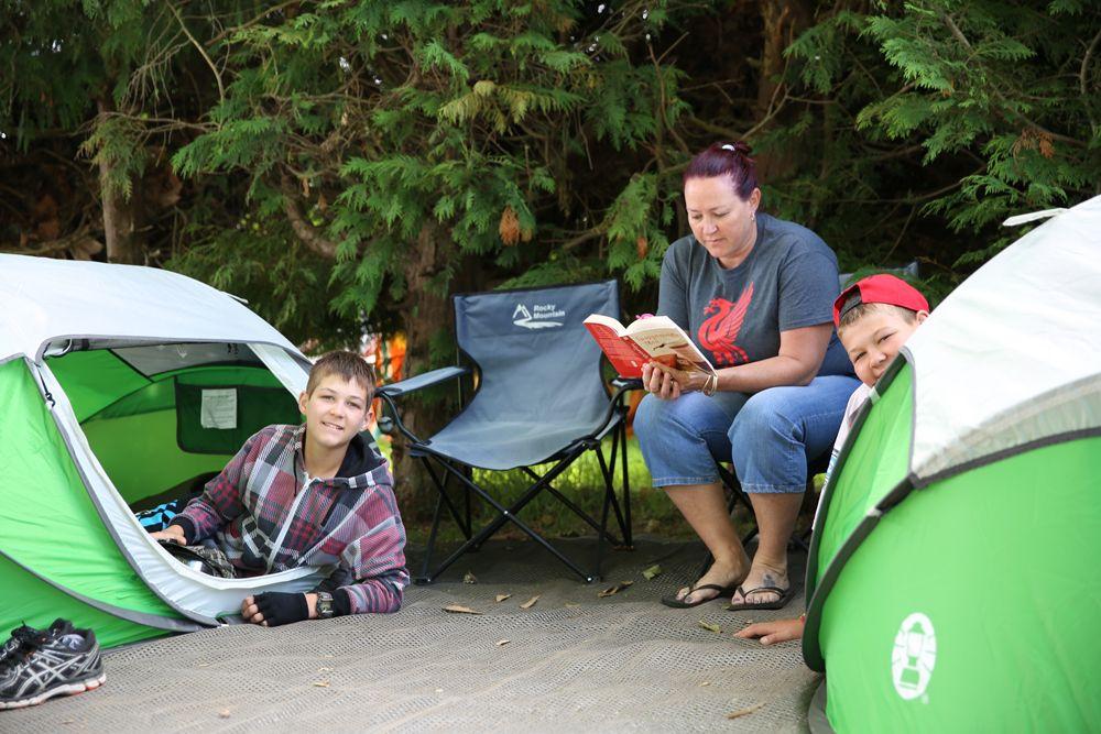 Rotorua Accommodation Gallery - Camping