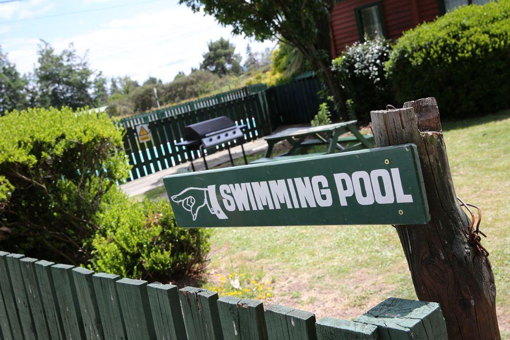 Rotorua Accommodation Gallery - Swimming Pool