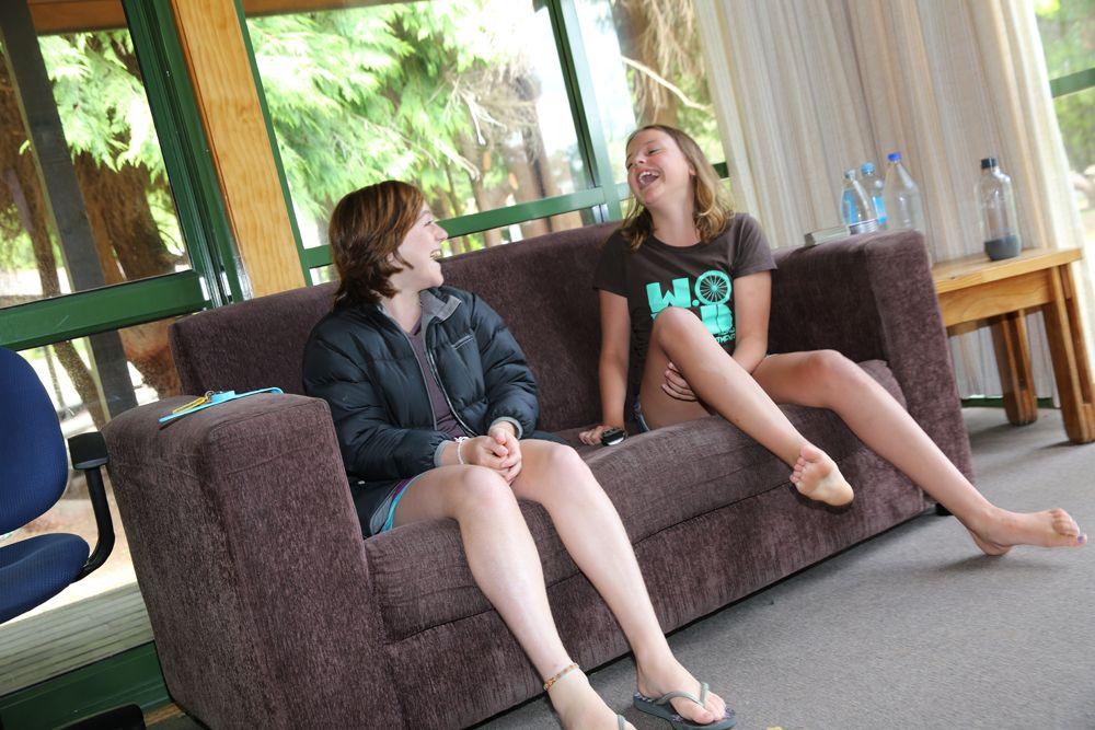 Rotorua Accommodation Gallery - TV Lounge