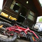 Rotorua Accommodation Gallery - Close to Mountain Biking trails