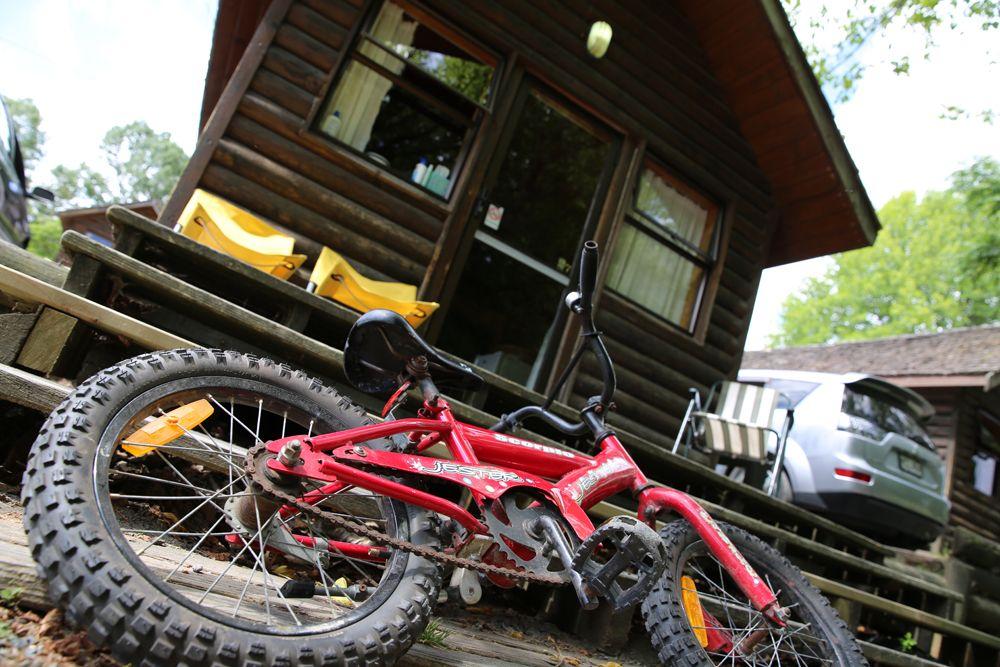 Rotorua Accommodation Gallery - Close to Mountain Biking trails